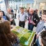 Wir haben Energie; Abschlussveranstaltung in der NRW.BANK in Düsseldorf am 16.02.2017. Foto: Udo Geisler